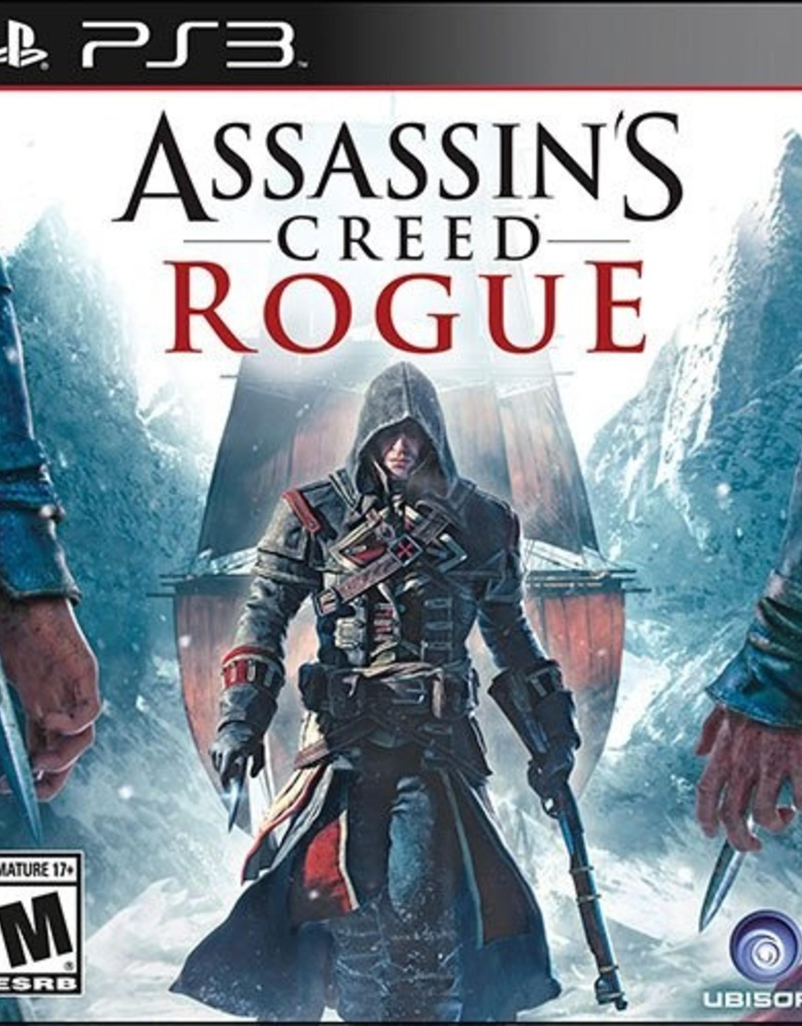 Assassin's Creed Rogue - PS3 NEW