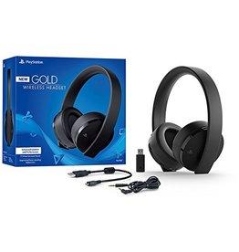 Sony Sony Gold Wireless Headset (Black)