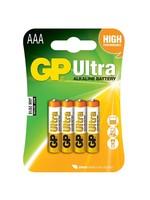 GP GP Alkaline AAA 4-Pk Battery