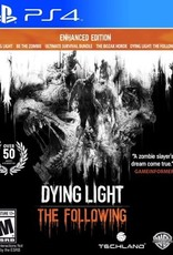 Dying Light The Following - PS4 NEW