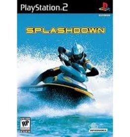 Splash Down - PS2 PrePlayed