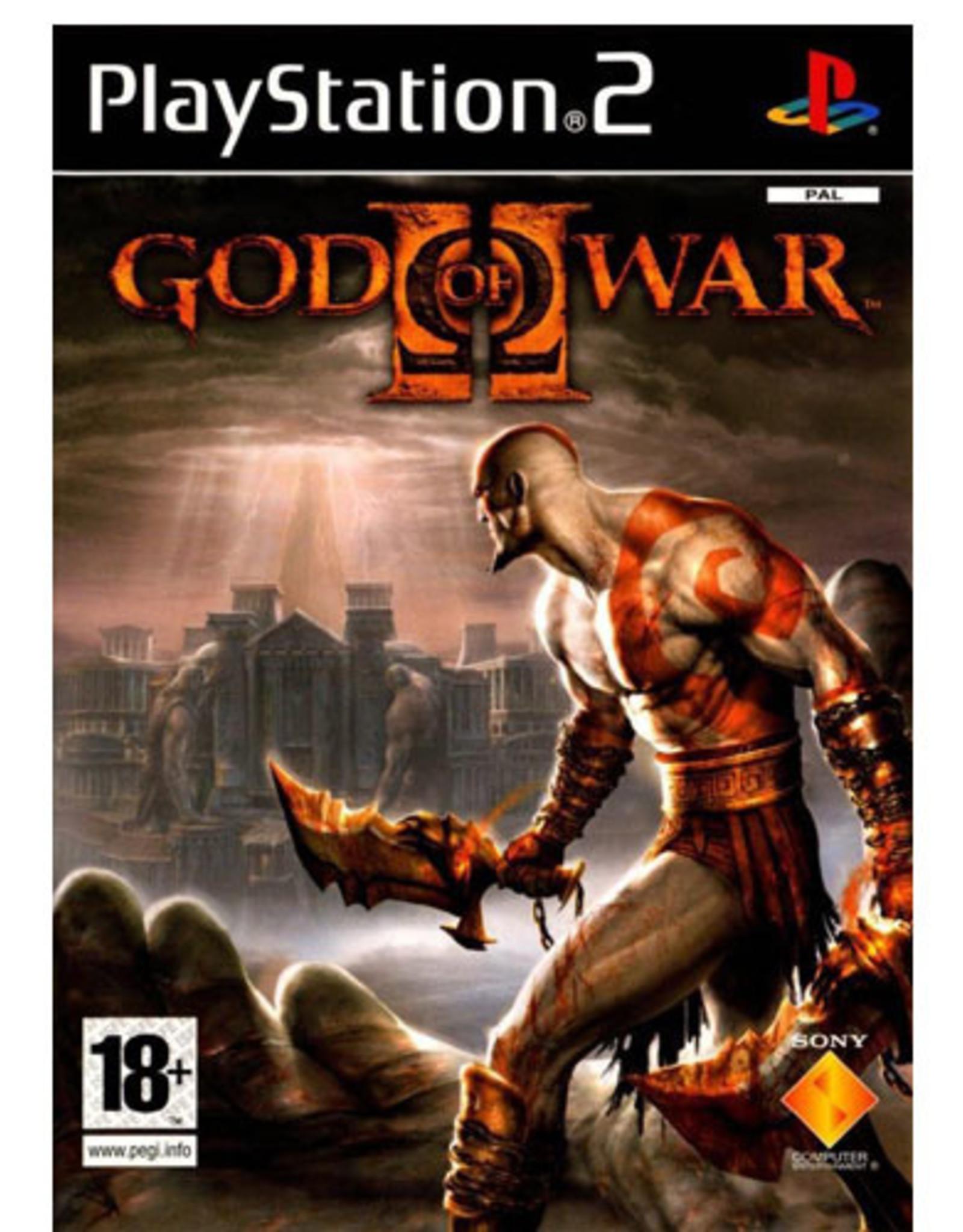 God of War 2 - PS2 PrePlayed