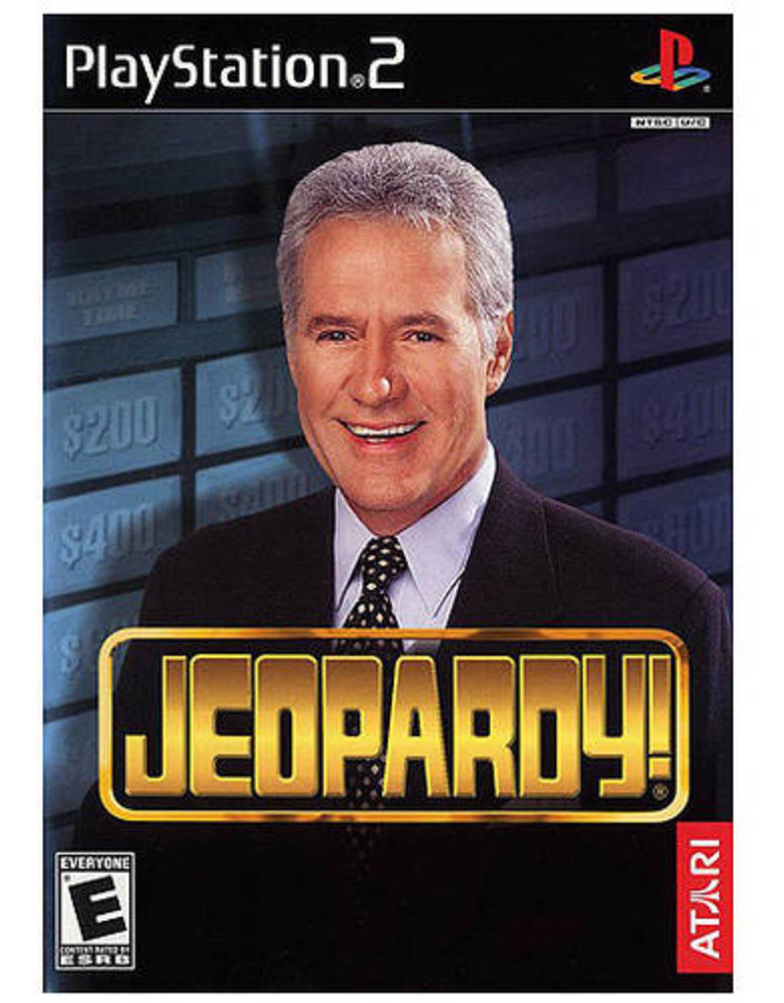 Jeopardy! - PS2 PrePlayed