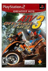 ATV Offroad Fury 3 - PS2 PrePlayed