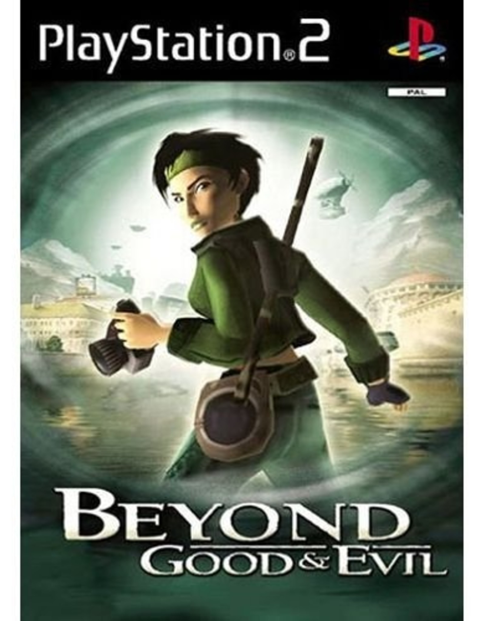 Beyond Good and Evil - PS2 PrePlayed