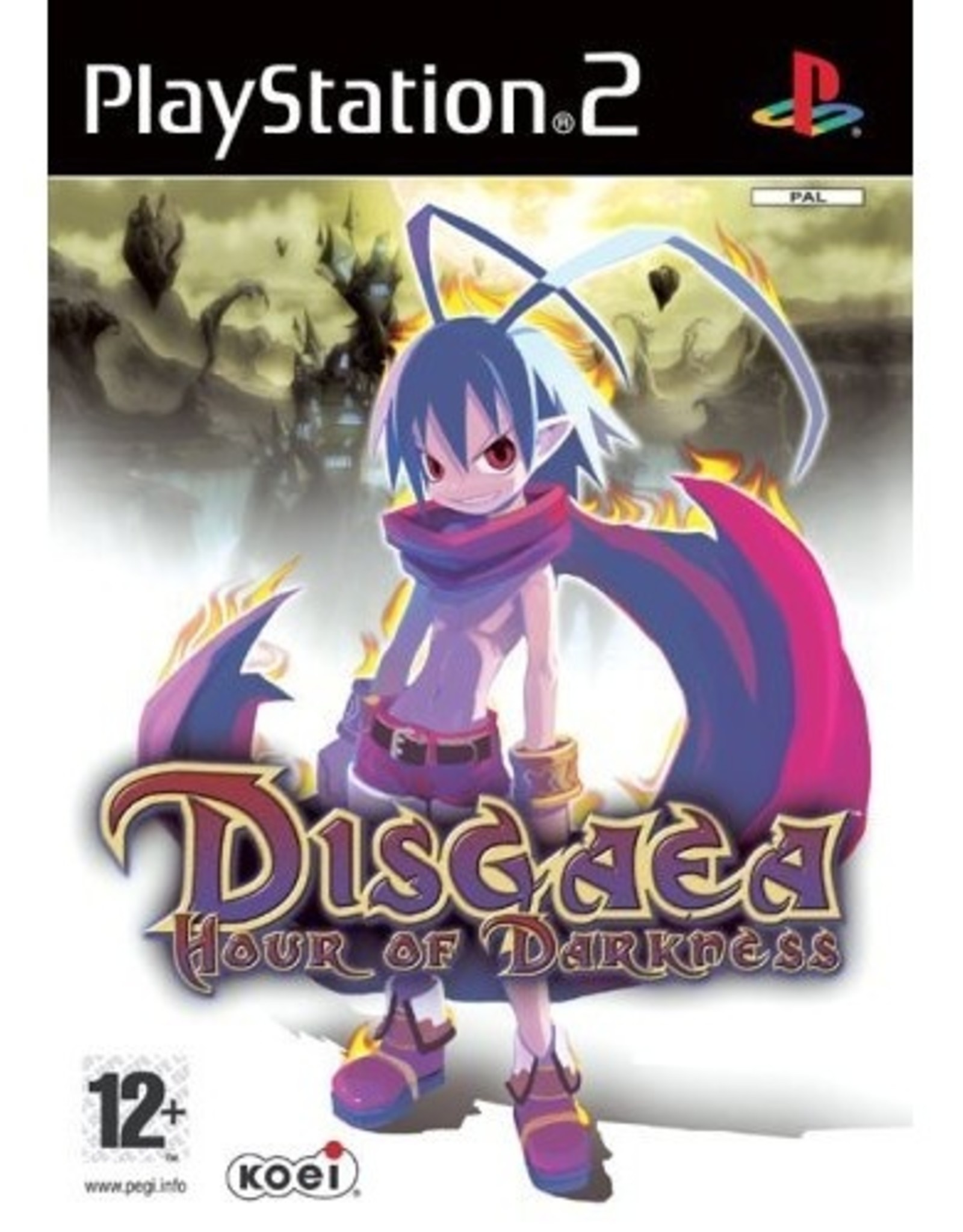 Digeaea Hour of Darkness - PS2 PrePlayed