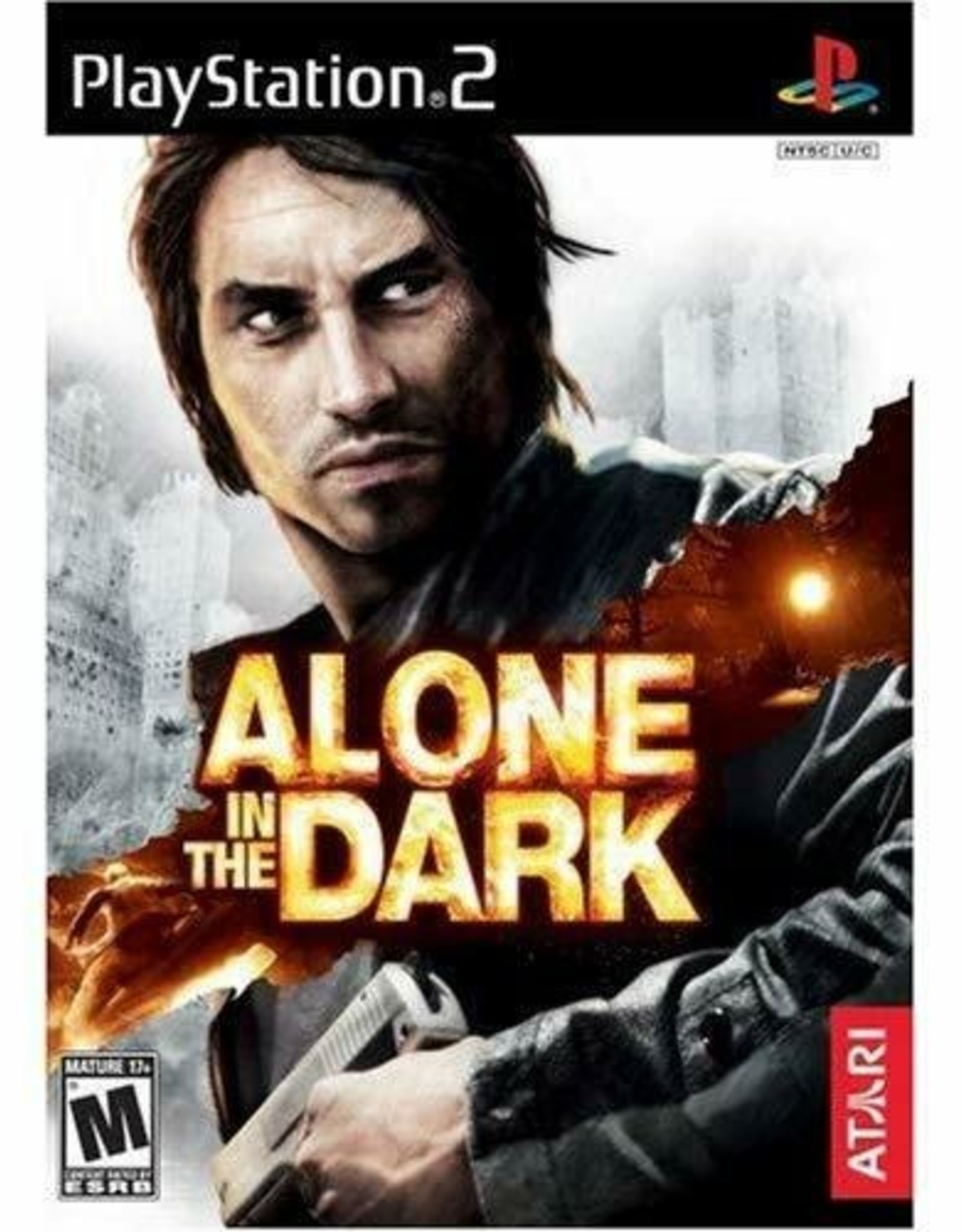 Alone in the Dark - PS2 PrePlayed