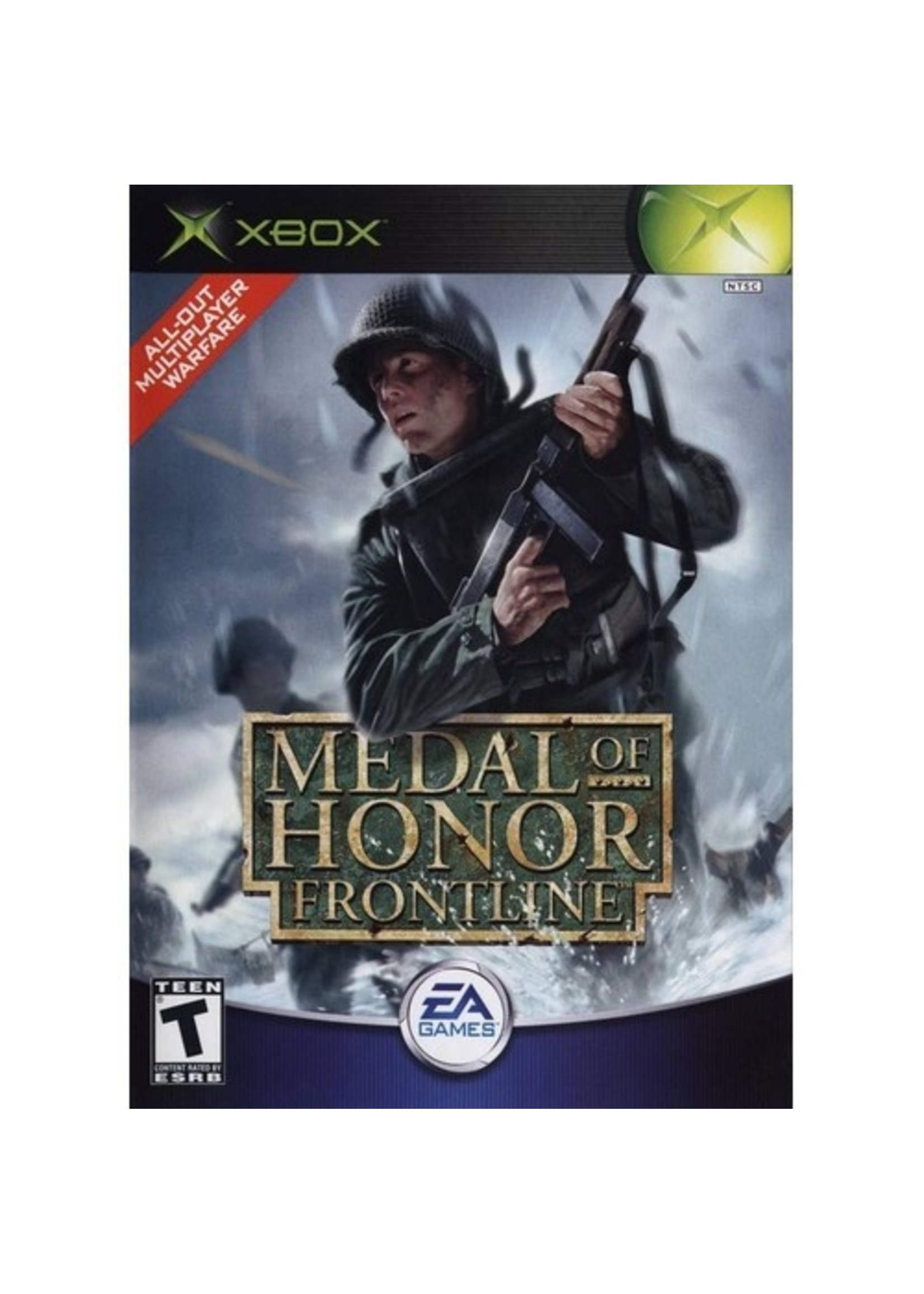 Medal of Honor: Frontline - XBOX PrePlayed