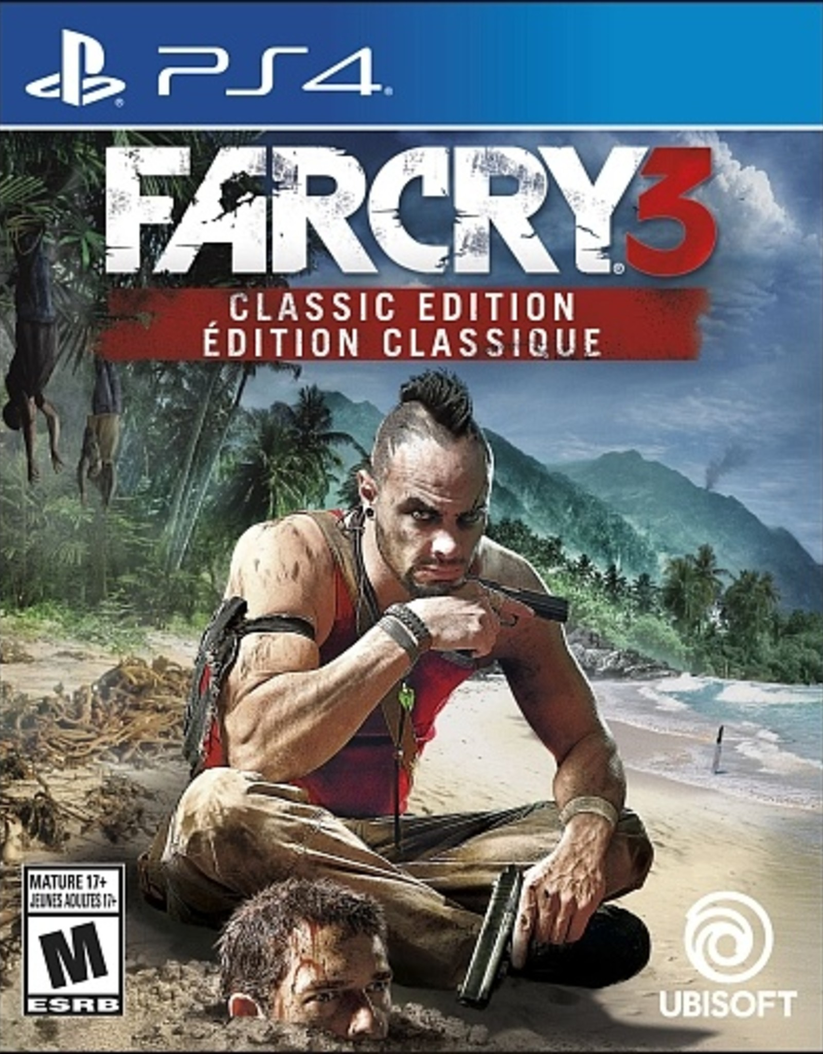 Far Cry 3 - PS4 NEW