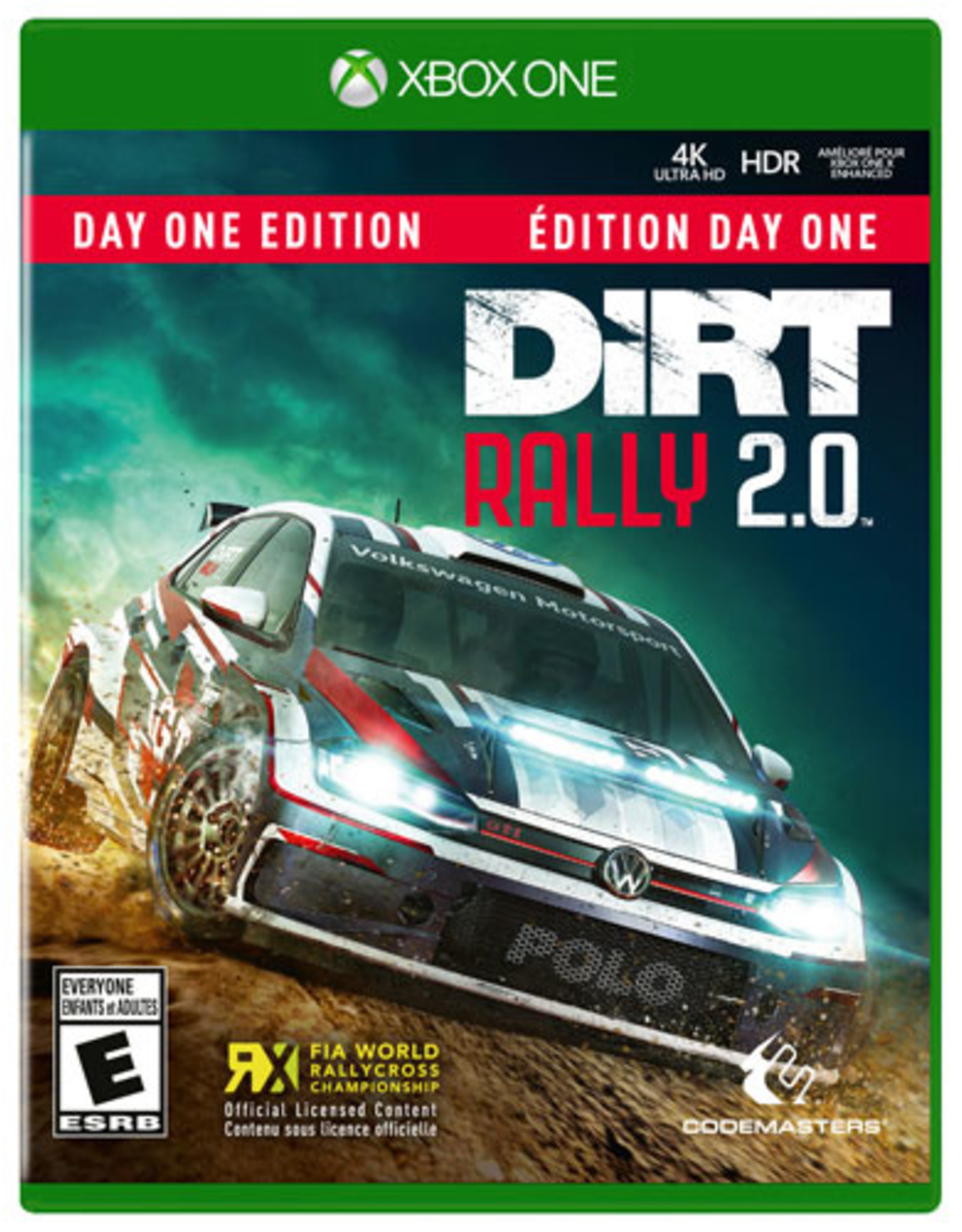 Dirt Rally 2.0 - XBOne NEW