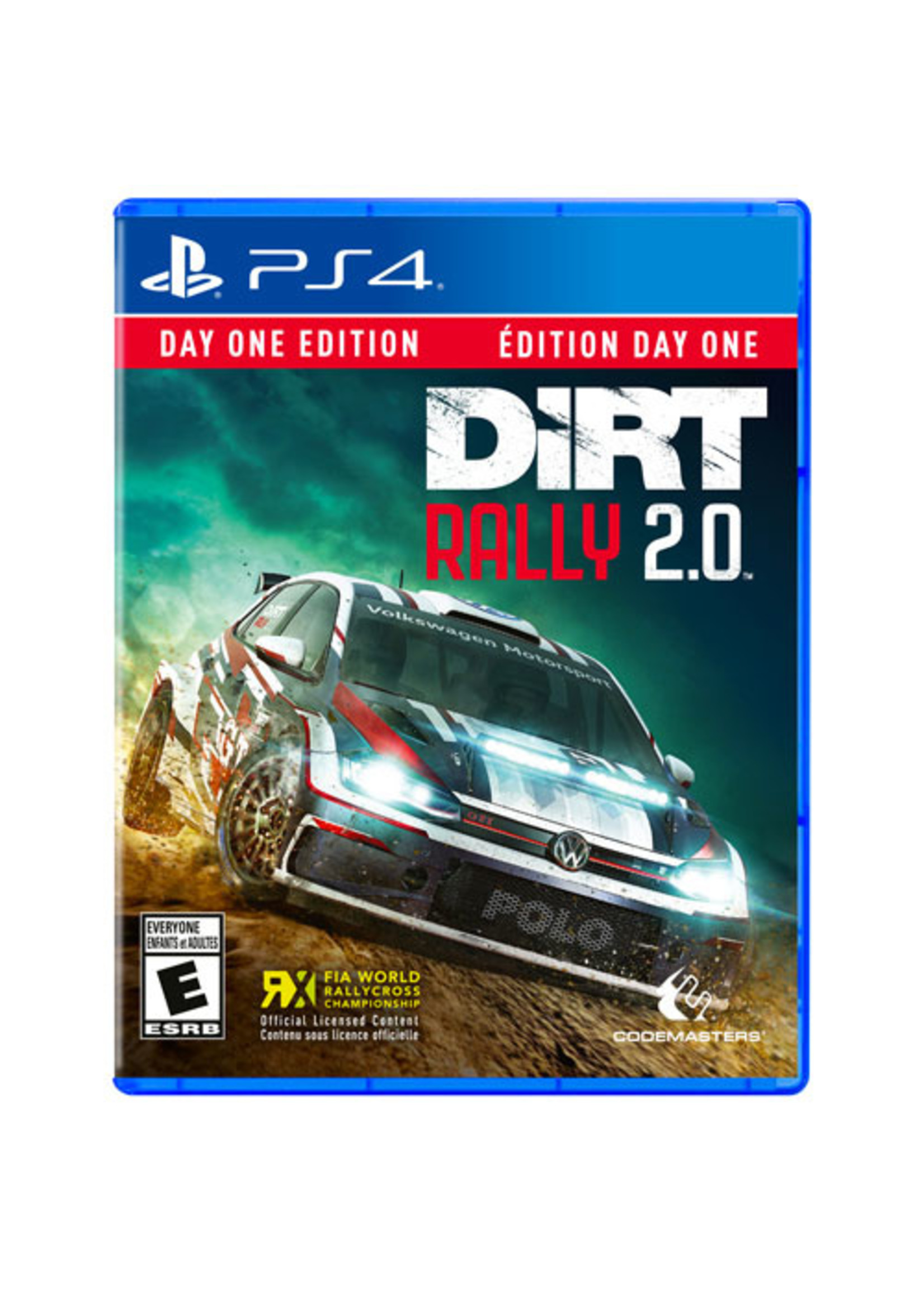 DiRT Rally 2.0 - PS4 NEW
