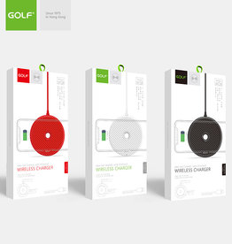 Wireless Charger WQ8 5W GOLF