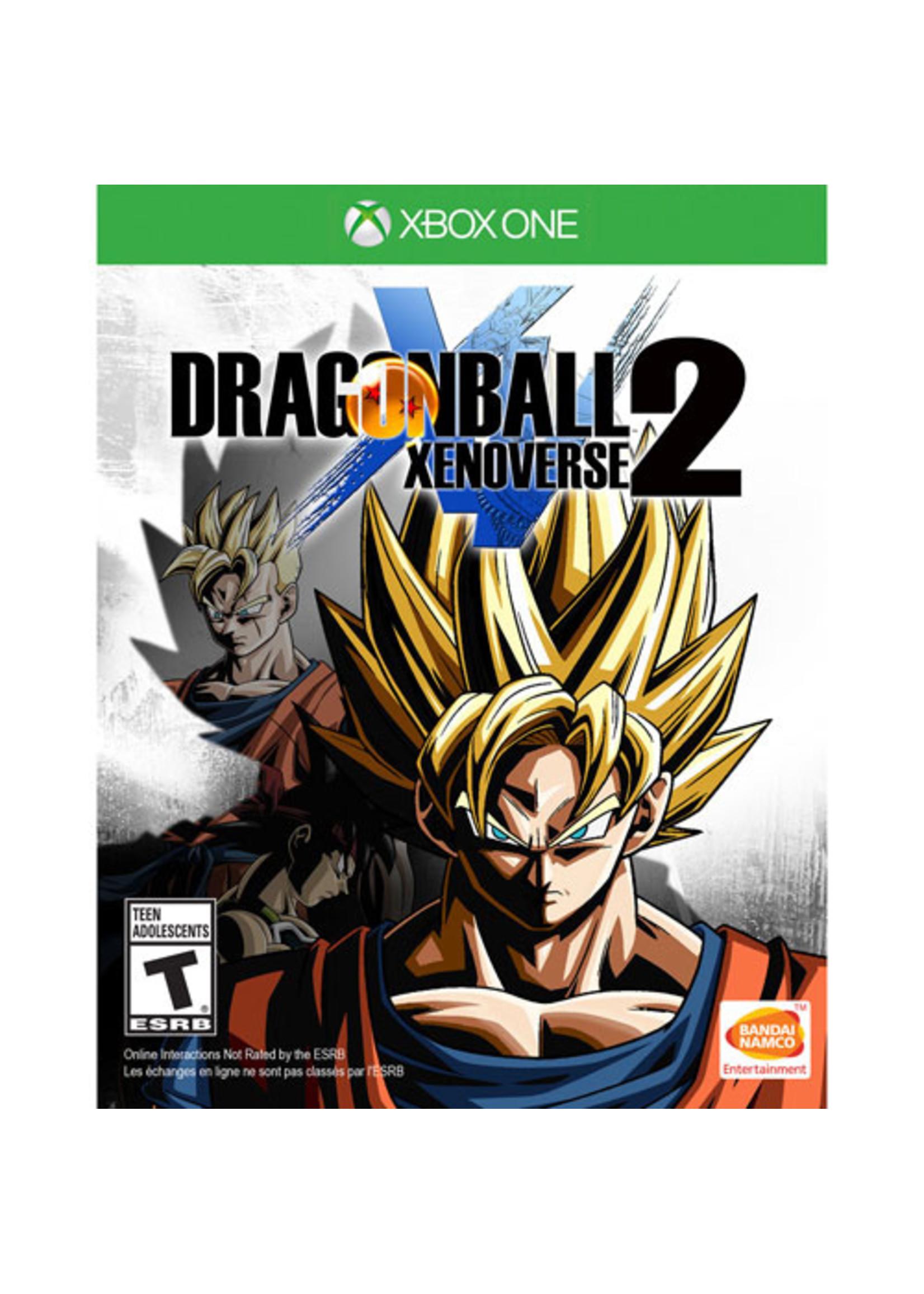 Dragon Ball Z: Xenoverse 2 - XBOne NEW