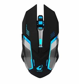 Gaming Mouse Wireless Rechargeable 2400 dpi X8