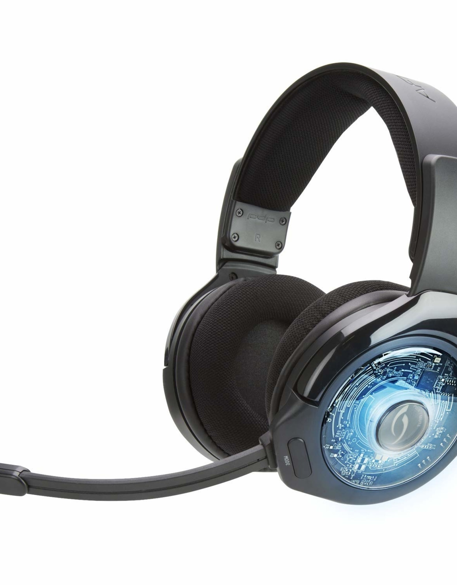 PS4 Wireless Afterglow AG9 Headset PDP