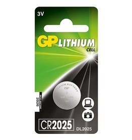 GP GB Cell CR2025 Battery