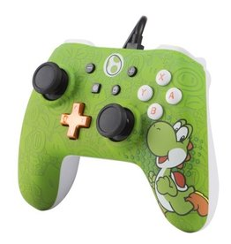 Nintendo Nintendo Switch Wired Yoshi Pro Controller PowerA