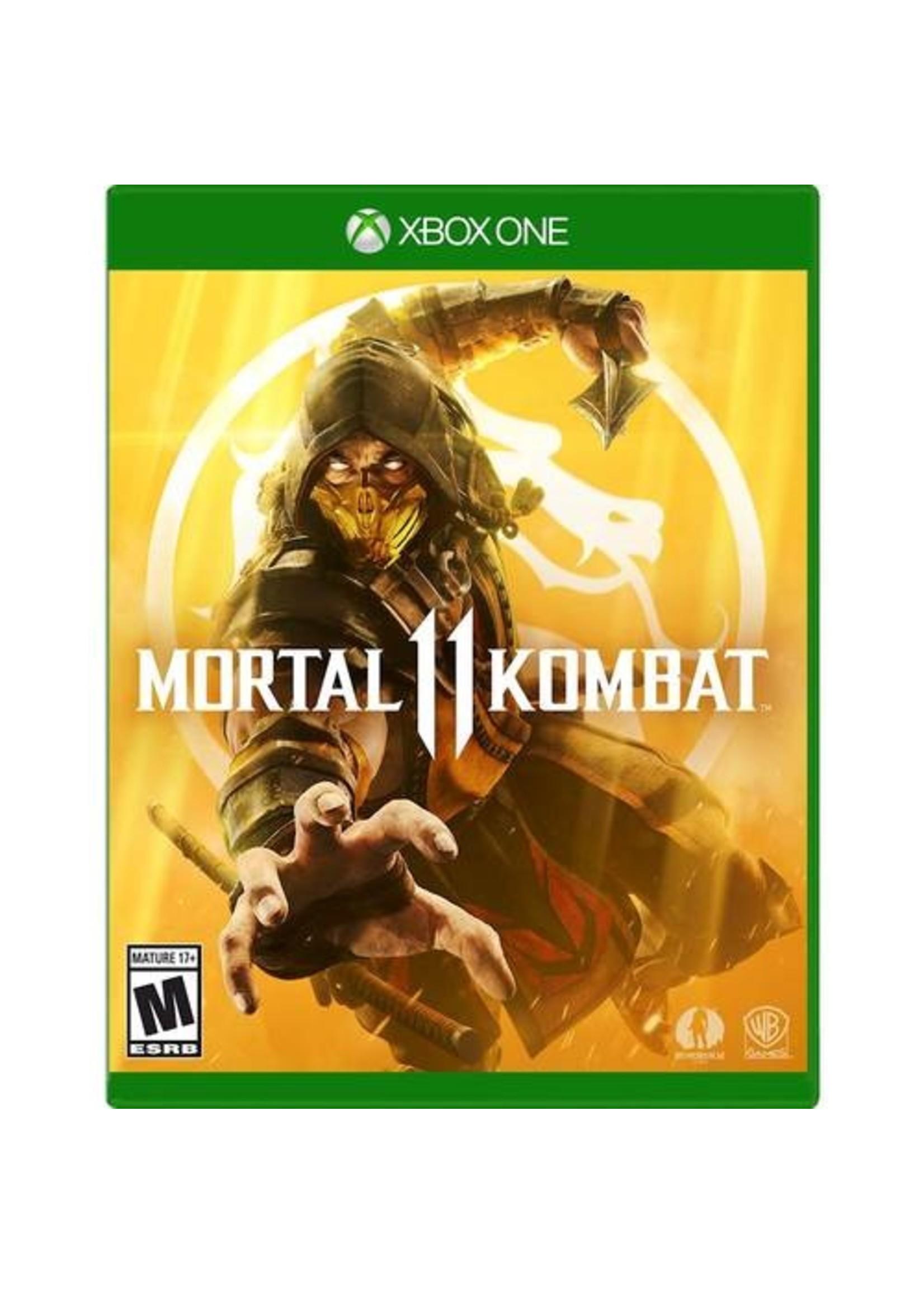 Mortal Kombat 11 - XBOne NEW