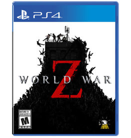 World War Z - PS4 NEW