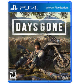 Days Gone - PS4 NEW