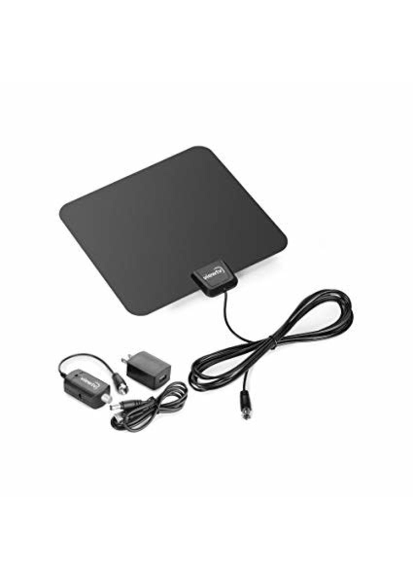 Amazon Digital Indoor Amplified TV Antenna HDTV with Amplifier VHF/UHF