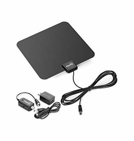 Amazon Digital Indoor Amplified TV Antenna HDTV with Amplifier VHF/UHF