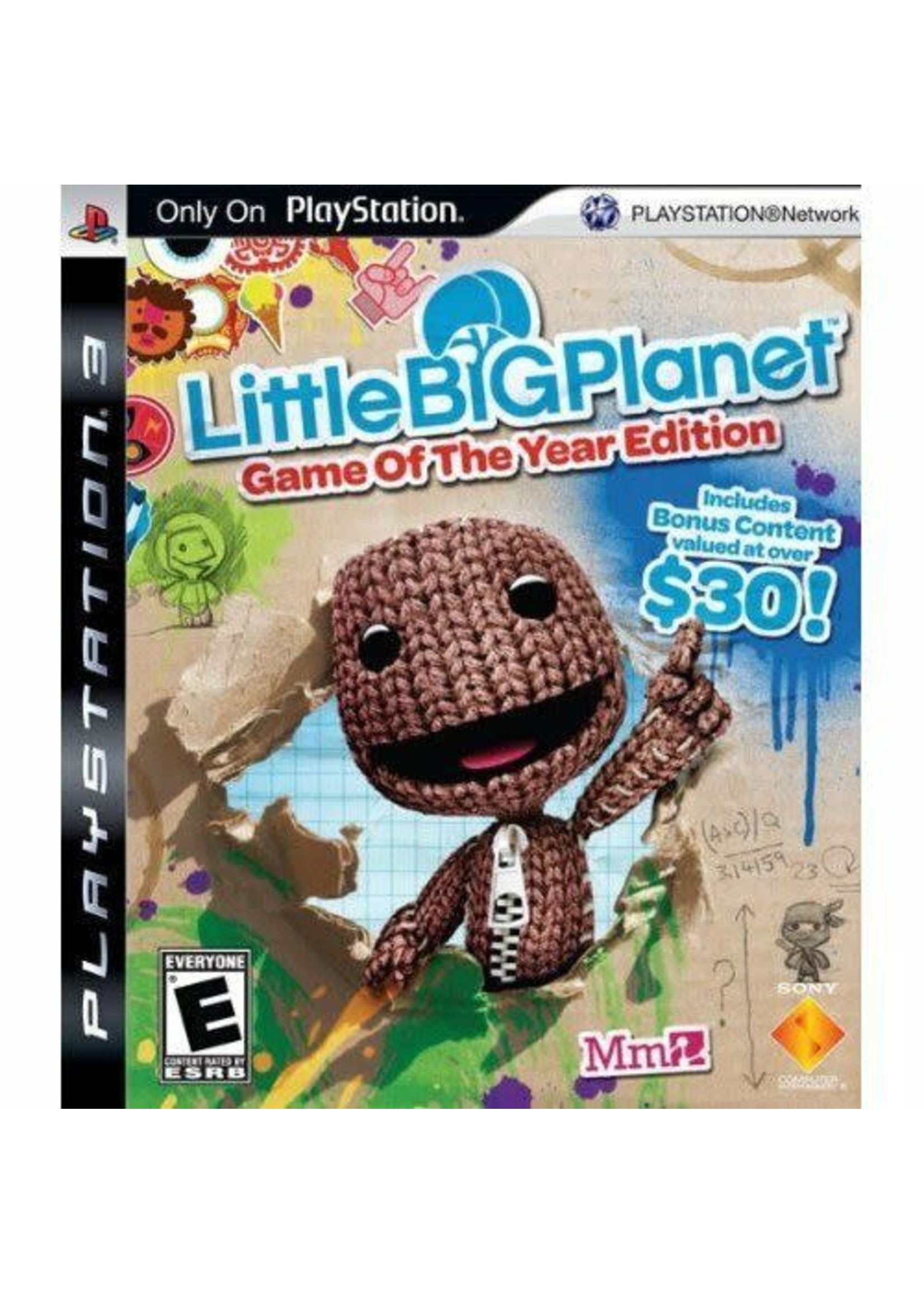 Little Big Planet - PS3 NEW