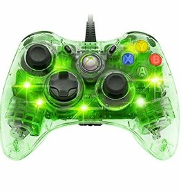 XB360 Wired Controller Afterglow Green (used)