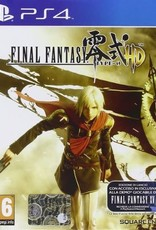 Final Fantasy: Type 0 HD - PS4 PrePlayed
