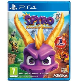Spyro Reignited Trilogy - PS4 Preplayed