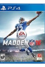 Madden 16 - PS4 PrePlayed