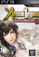 Dynasty Warriors 7 Xtreme Legends - PS3 PrePlayed