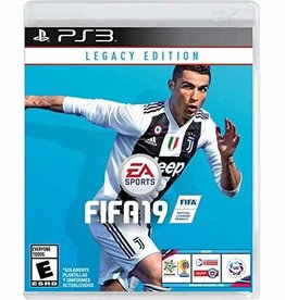 FIFA 19 Legacy Edition - PS3 PrePlayed