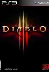 Diablo 3 - PS3 PrePlayed