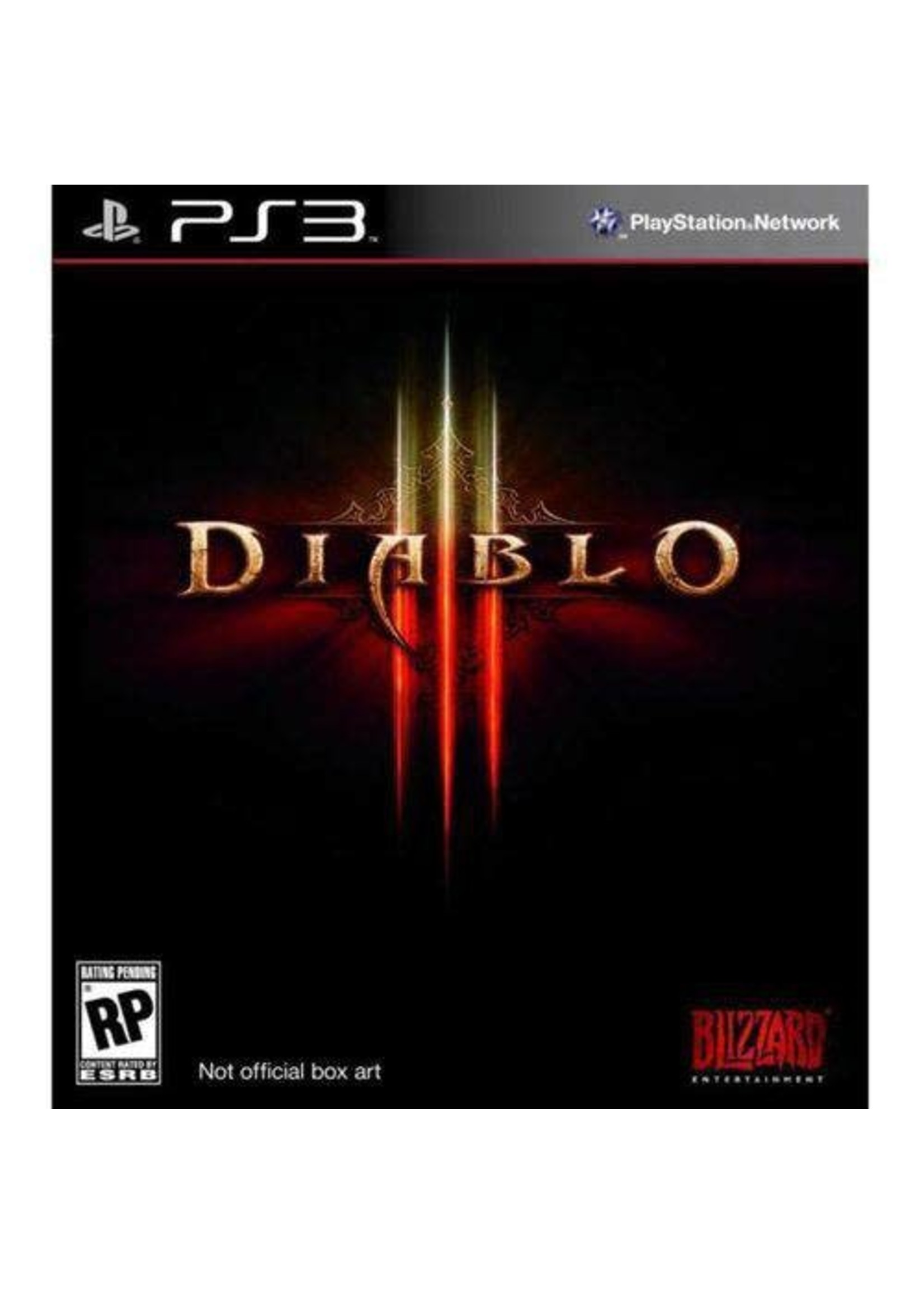 Diablo 3 - PS3 PrePlayed