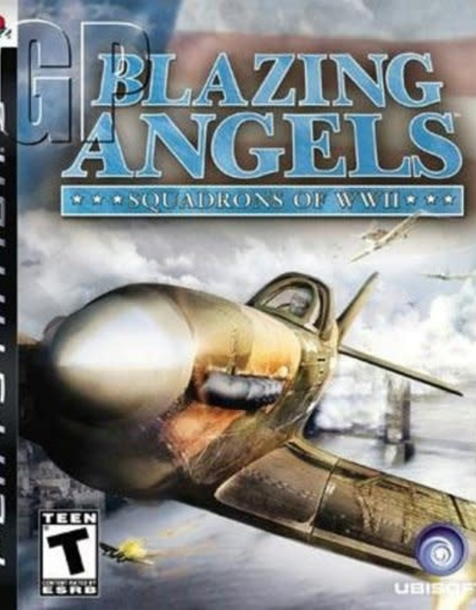 Blazing Angels 2 Secret Missions of WWII - PS3 PrePlayed
