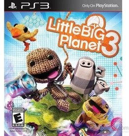 Little Big Planet - PS3 PrePlayed
