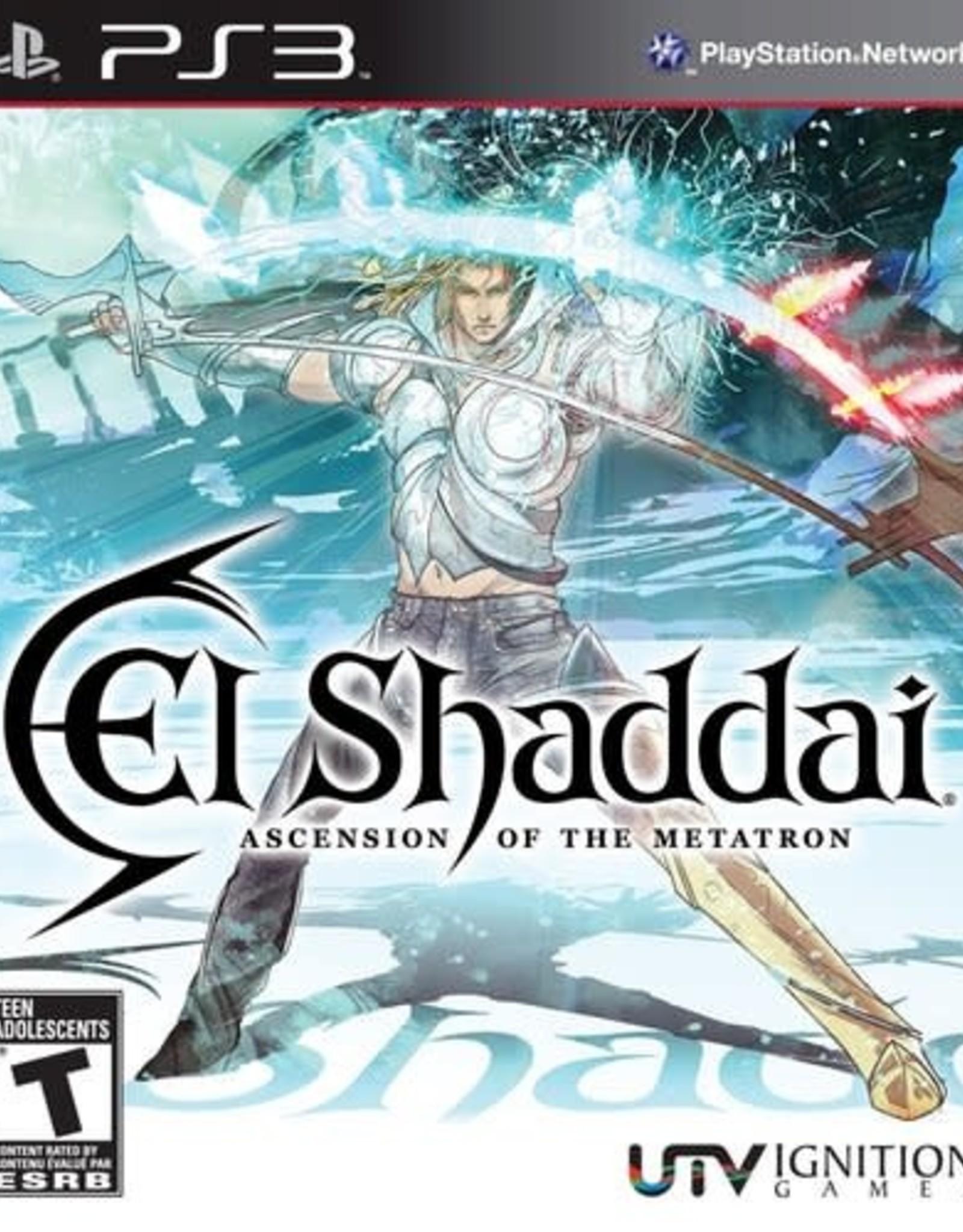 El Shaddai - PS3 PrePlayed