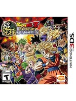 Dragon Ball Z: Extreme Butoden - 3DS PrePlayed