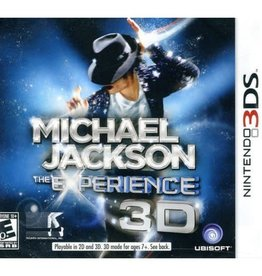 Michael Jackson The Experience 3D - 3DS PrePlayed