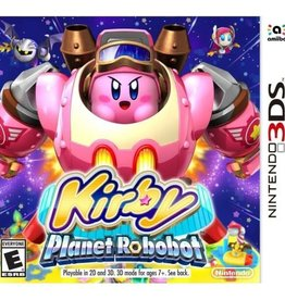 Kirby: Planet Robobot - 3DS PrePlayed