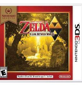 The Legend of Zelda: A Link Between Worlds - 3DS PrePlayed