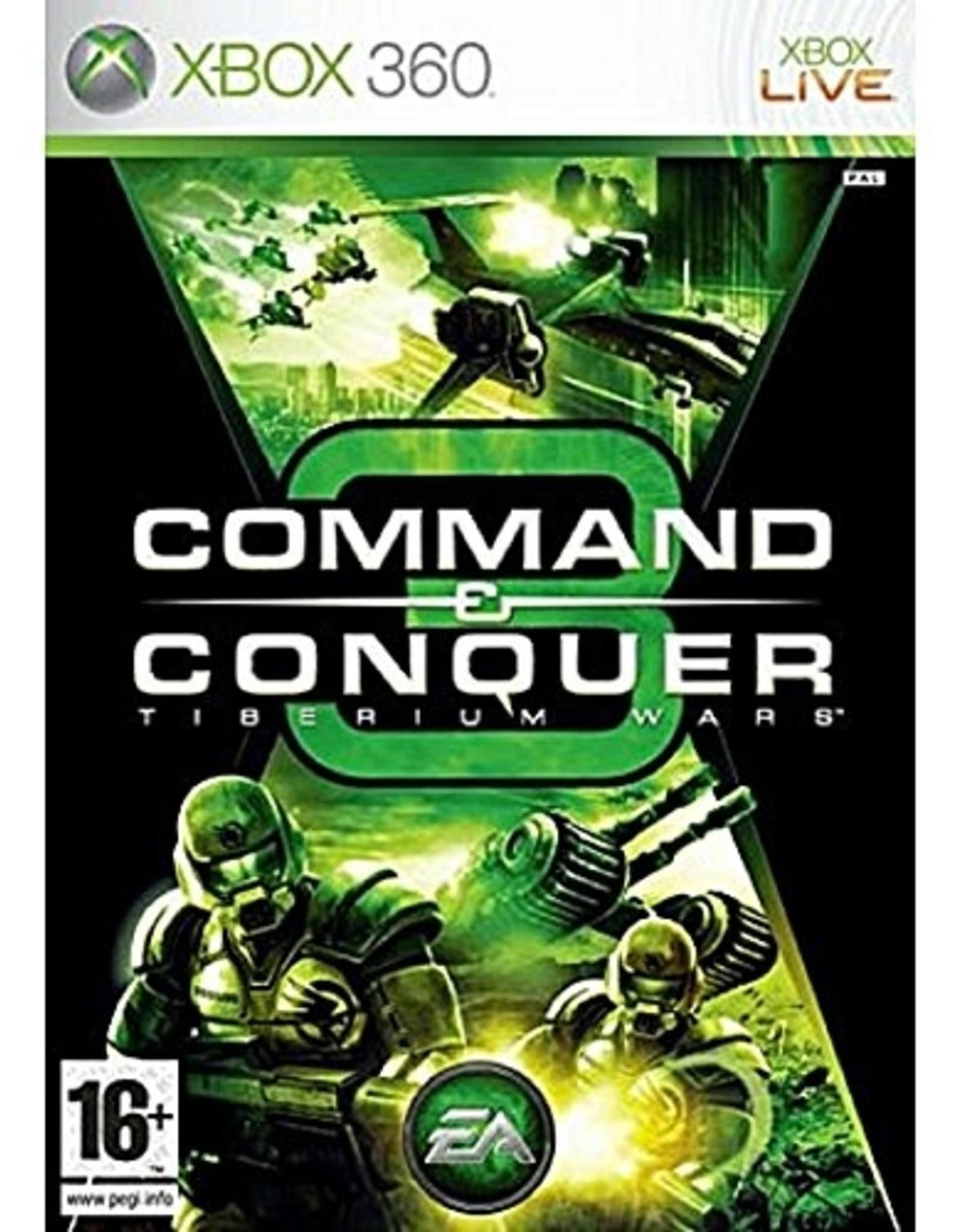 Command & Conquer Tiberium Wars - XB360 PrePlayed