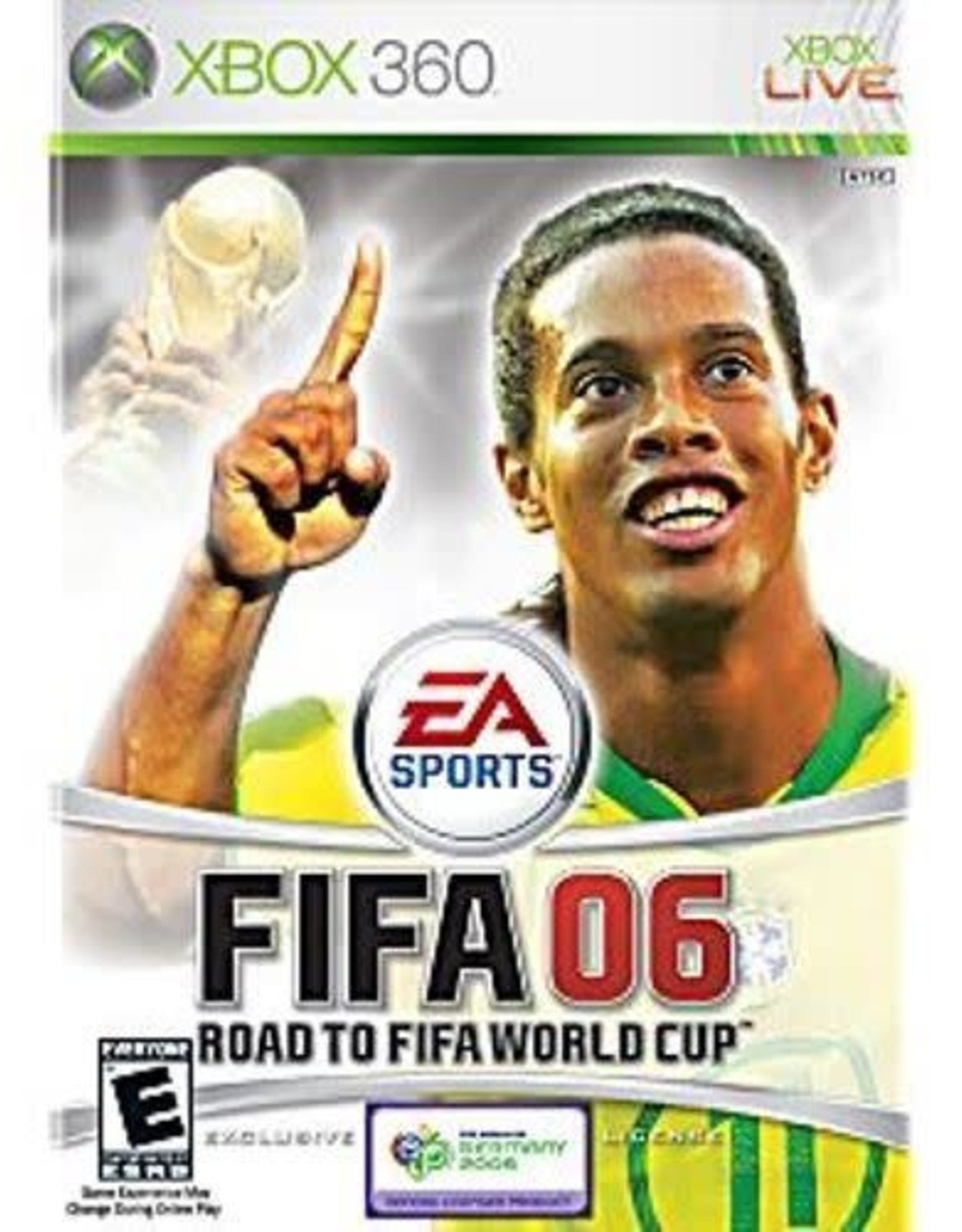 FIFA 2006 World Cup - XB360 PrePlayed