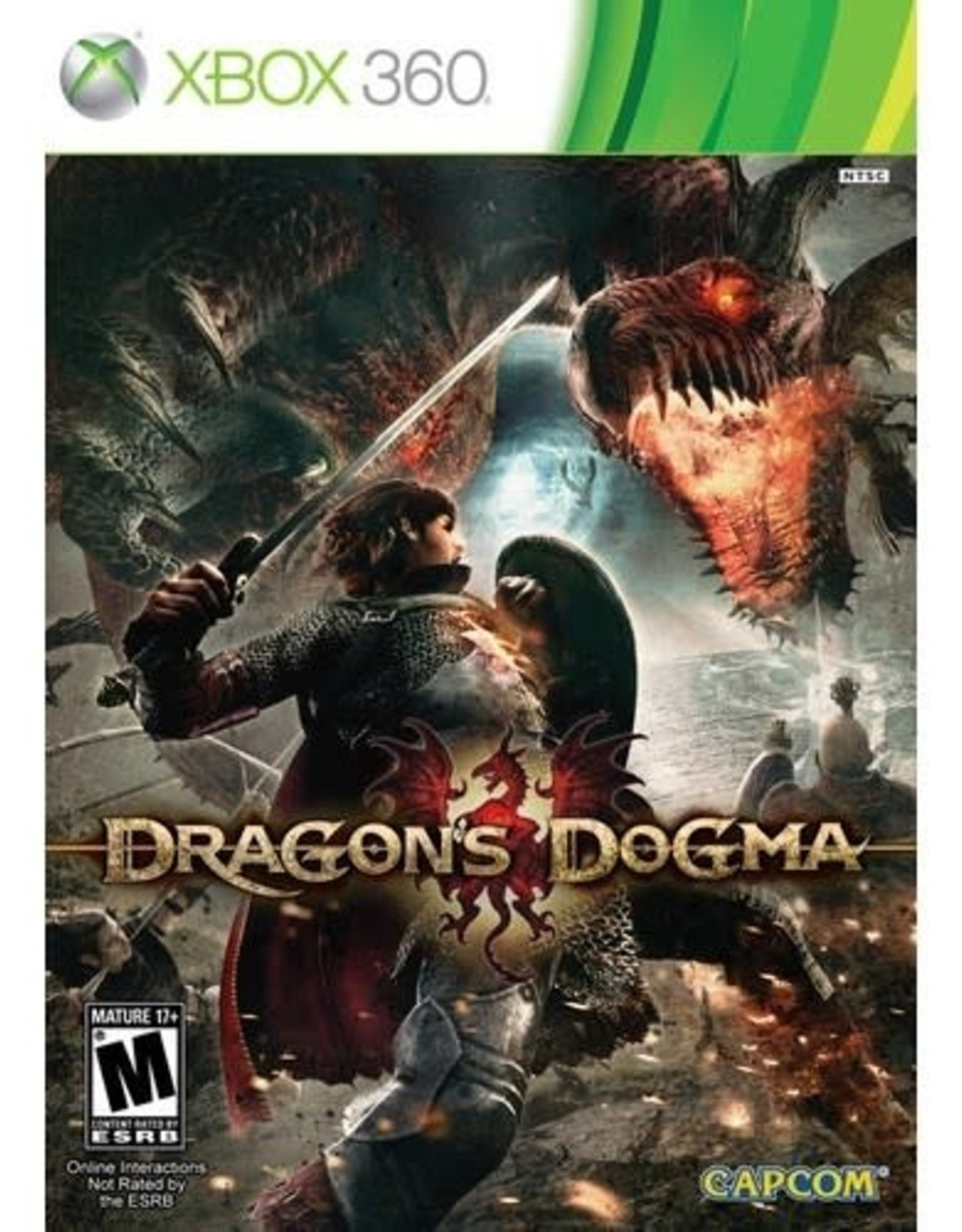 Dragon's Dogma - XB360 PrePlayed