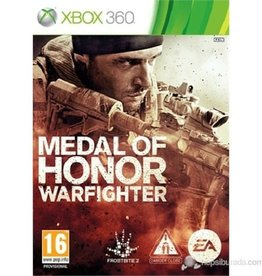 Medal of Honor: Warfighter - XB360 Preplayed