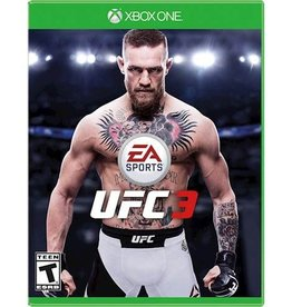 UFC 3 - XBONE Preplayed