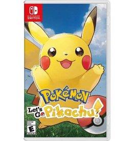 Pokemon Let's Go Pikachu! - SWITCH Preplayed