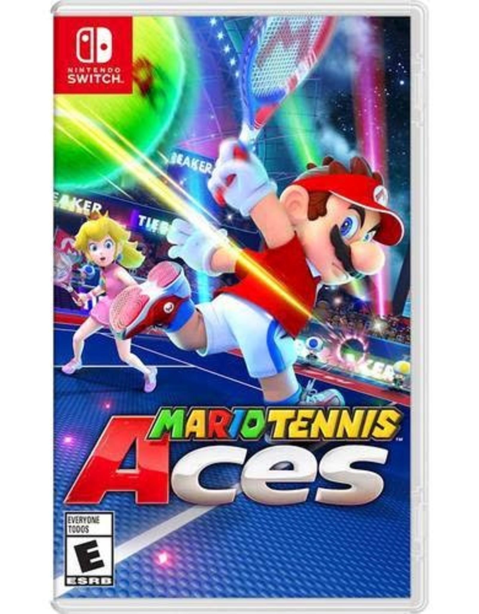 Mario Tennis Aces - SWITCH Preplayed