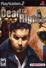Dead to Rights - PS2 PrePlayed